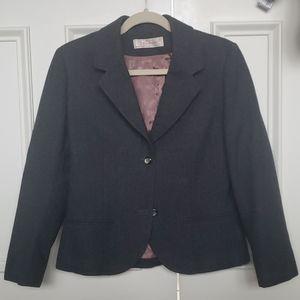 Pendleton Young Gray Flannel Blazer